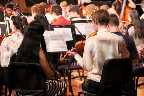 Gallery: Spring orchestra concert