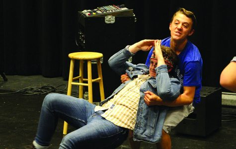 Students share experience gained through audition process