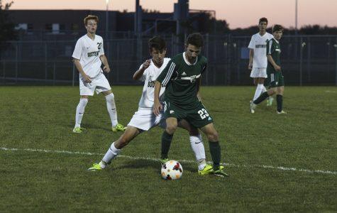 Gallery: Boys Varsity Soccer Game on Thursday, Sept. 28
