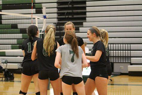 Gallery: varsity volleyball game vs. Blue Valley Northwest on Oct. 5