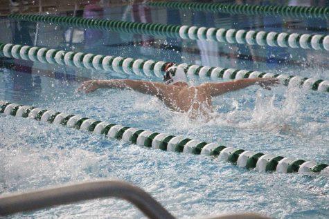 Gallery: Boys varsity swim and dive EKL Tournament