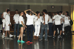 KAY Club's Dance For a Cause  collects donations for local,  international charities