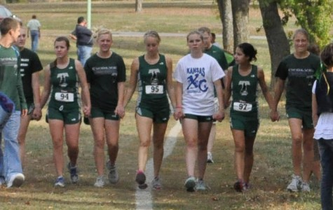 Cross Country Regional Meet