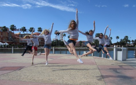 Glitter Girls dance team travels to Orlando to compete in NDA Nationals