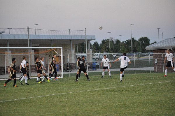 Boys soccer maintains a winning record