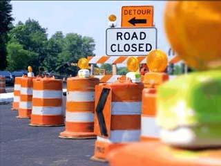 Construction zones cause students roadwork rage