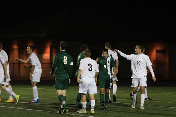 Boys soccer team finishes season