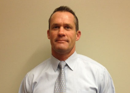 Ten Questions with New Assistant Principal Todd Dain