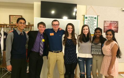 Students attend 2014 KAY Regional Conference