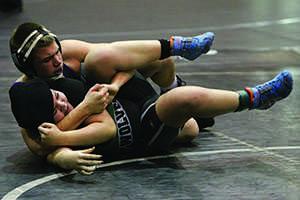 Jennifer Jones shares her story as the school's first female wrestler