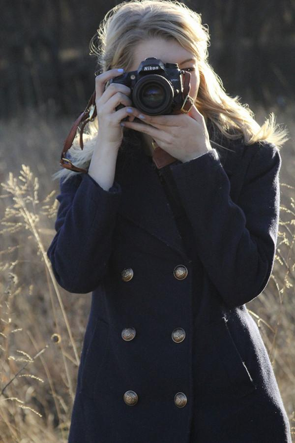 Senior Madi Dombrowski Shares Her Passion for Photography