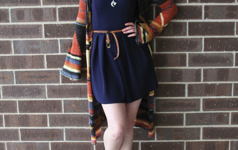 Students express personal style through reoccuring trends