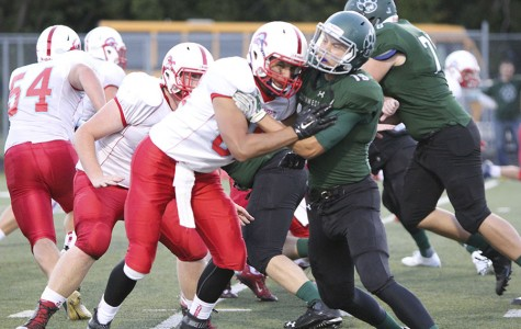 Gallery: Varsity football vs. Shawnee Heights
