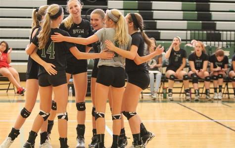 Gallery: Southwest varsity volleyball tri
