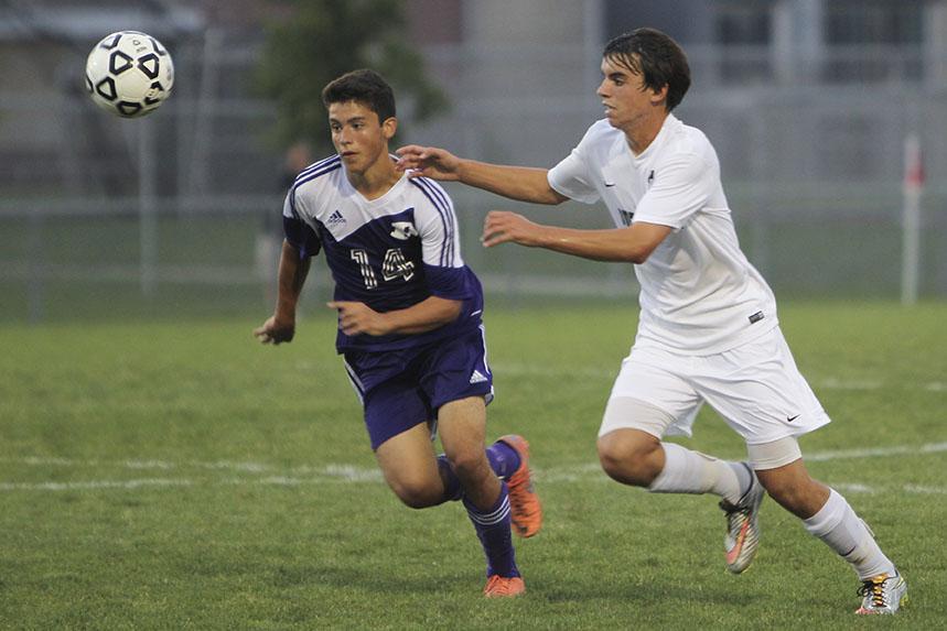 Gallery: Boys varsity soccer vs. Pittsburg