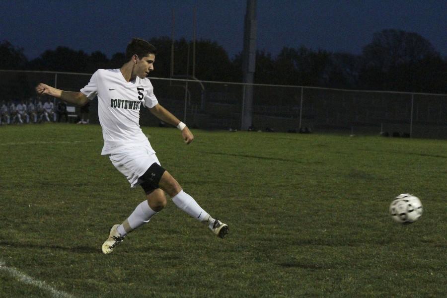 Gallery: Boys varsity soccer vs. Spring Hill