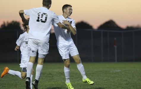 Gallery: Boys varsity soccer vs. Blue Valley North