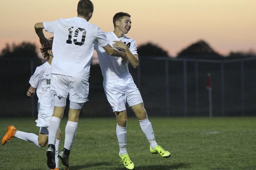 Gallery: Boys varsity soccer vs. Blue Valley North