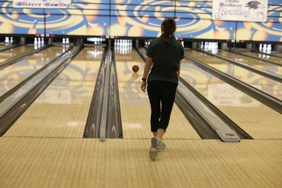 Gallery: Varsity bowling at Mission Bowl Olathe