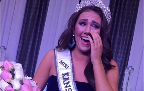 Senior Madison Moore wins Miss Kansas Teen USA
