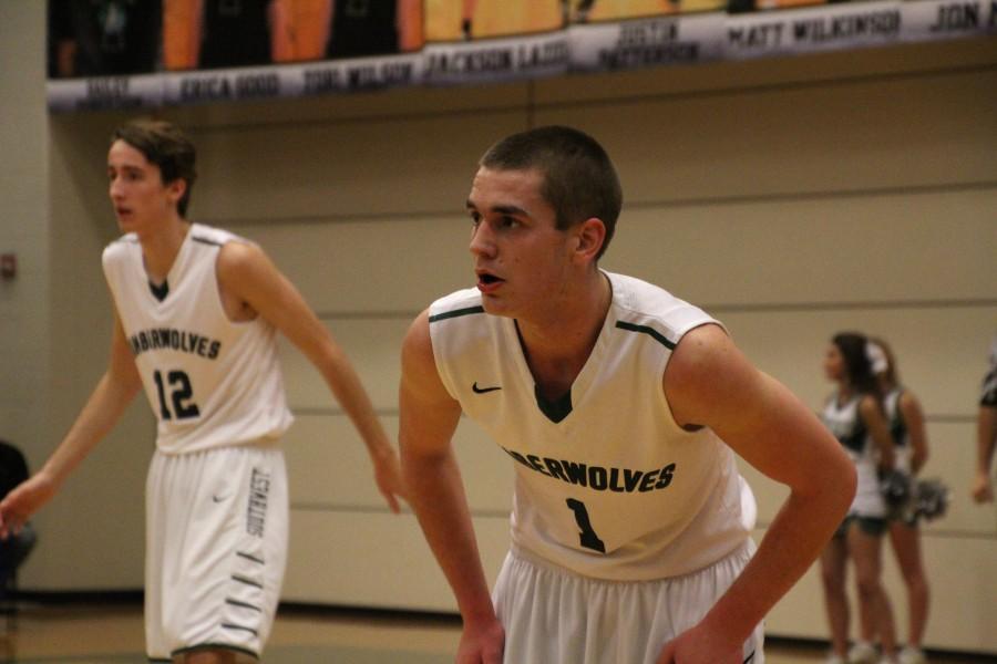Gallery: Boys varsity basketball vs. Blue Valley High