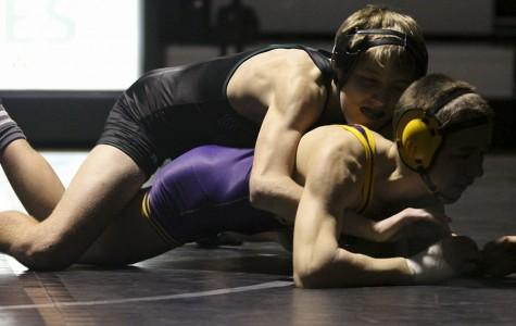 Gallery: Varsity wrestling vs. Spring Hill