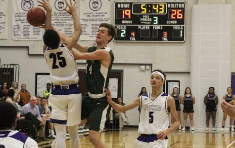 Gallery: Boys varsity basketball vs. Blue Valley Northwest