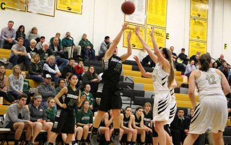 Gallery: Girls varsity basketball vs. Blue Valley High