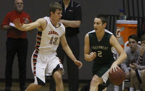 Gallery: Boys varsity basketball vs. Blue Valley West