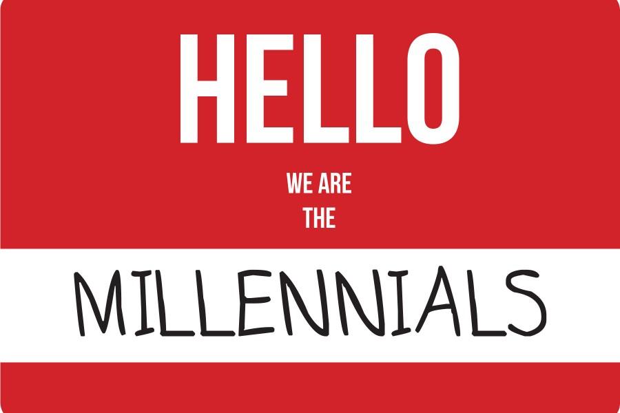 Millennials unfairly receive a bad reputation