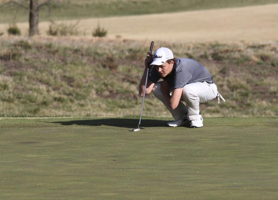 Gallery: Boys varsity golf at Blue Valley Northwest Tournament