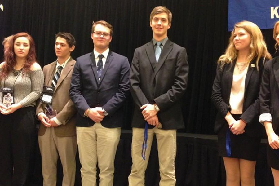 DECA and FBLA cultivate students' interest in business