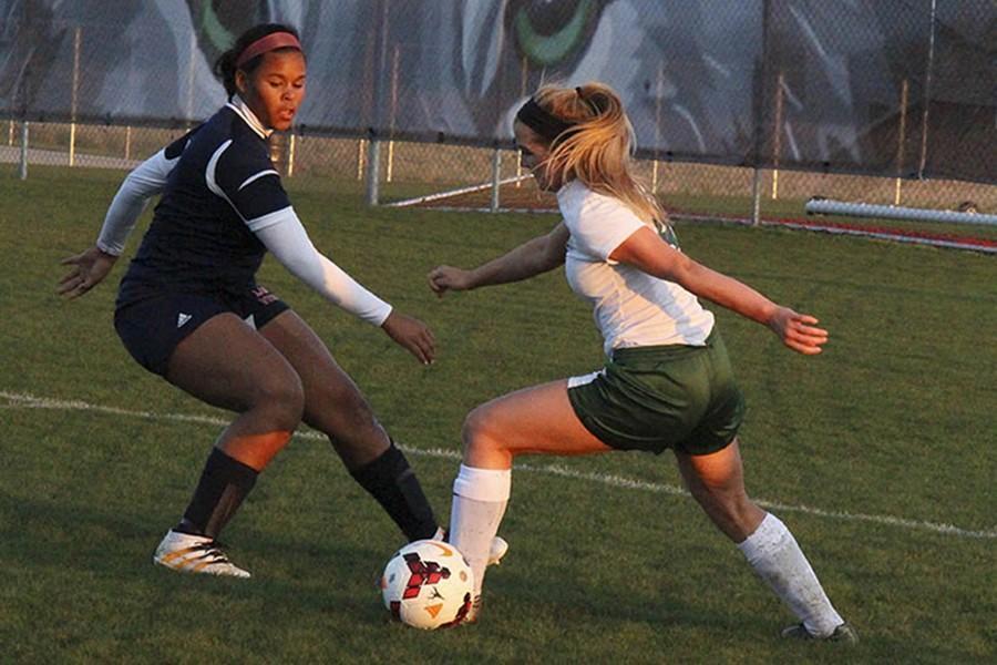 Gallery: Girls varsity soccer vs. Seaman