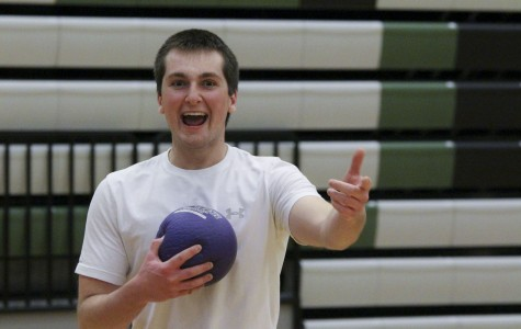 Students raise money through annual dodgeball tournament