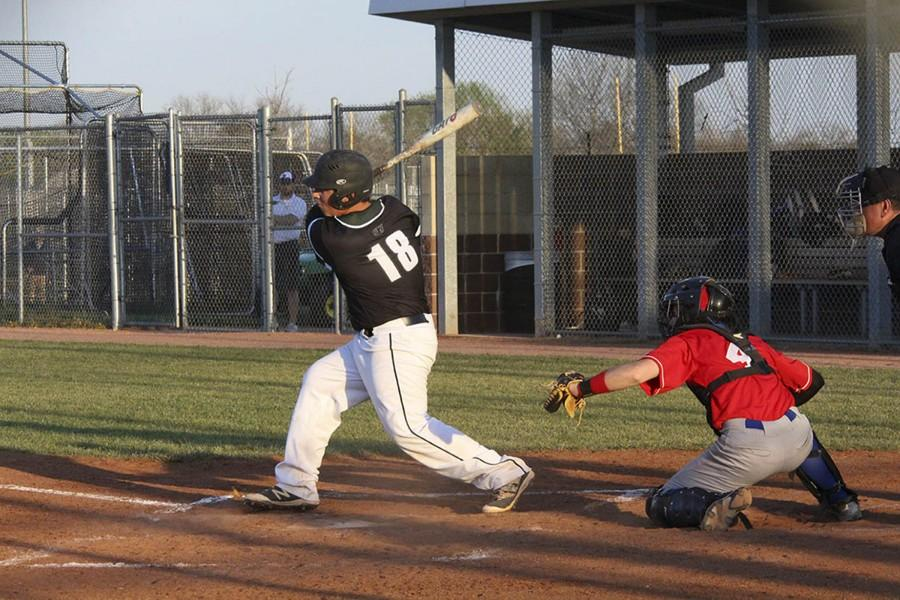Gallery: Varsity baseball vs. Bishop Miege