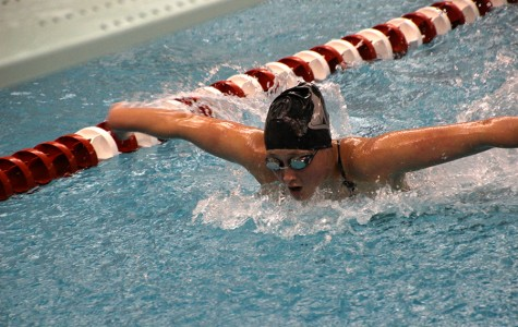 Gallery: Girls swim at Blue Valley West Invitational
