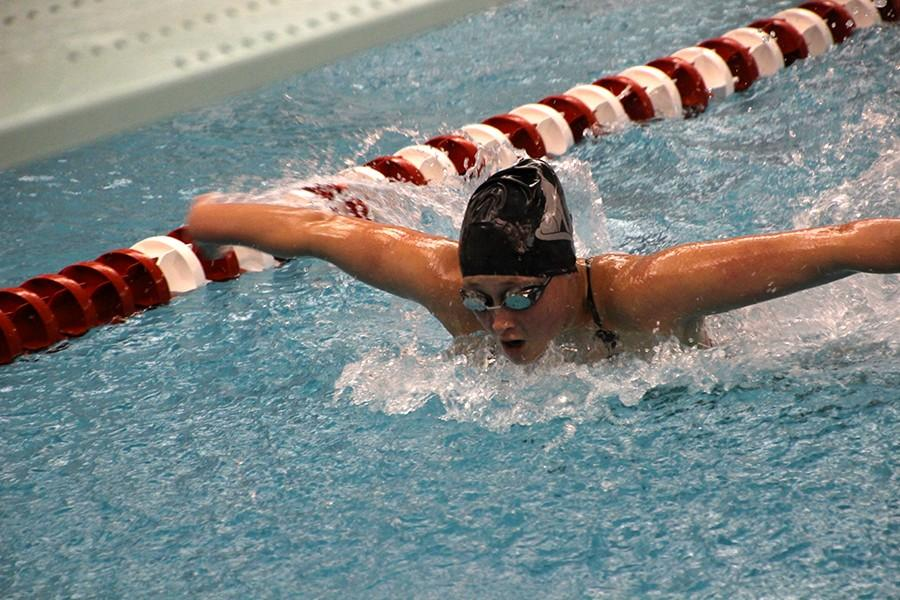 Gallery: Girls swim at Blue Valley West Invitational