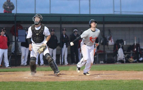 Gallery: Varsity baseball vs. Blue Valley West