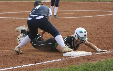 Gallery: Varsity softball vs. Blue Valley North