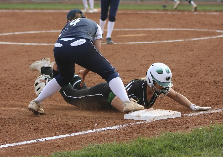 Gallery: Varsity softball vs. Blue Valley North