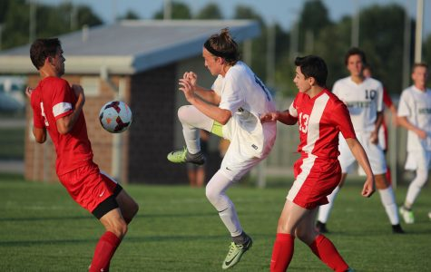 Gallery: Boys varsity soccer vs. Lansing High School on Aug. 29