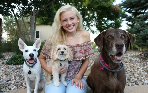 Sophomore Taylor Walton fights for equality for all dog breeds in Overland Park