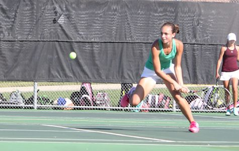 Gallery: Girls varsity tennis match on Sept. 19