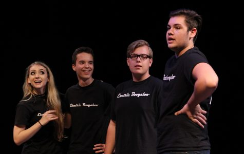 Gallery: Fall Improv Show on Oct. 6