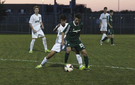Gallery: Boys Varsity Soccer Game on Thursday, Sept. 28