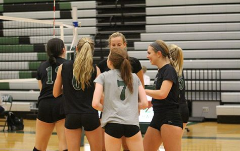 Gallery: varsity volleyball game vs. Blue Valley Northwest on Oct. 5
