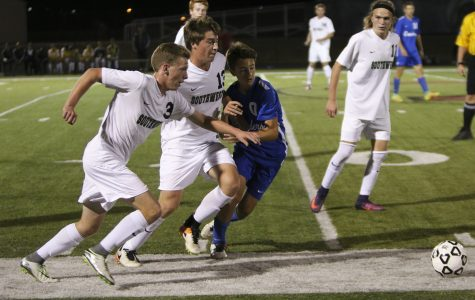 Gallery: boys varsity soccer semi-final game on Nov. 4