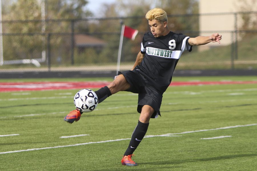 Gallery: boys varsity soccer state game vs. St. James on Nov. 5