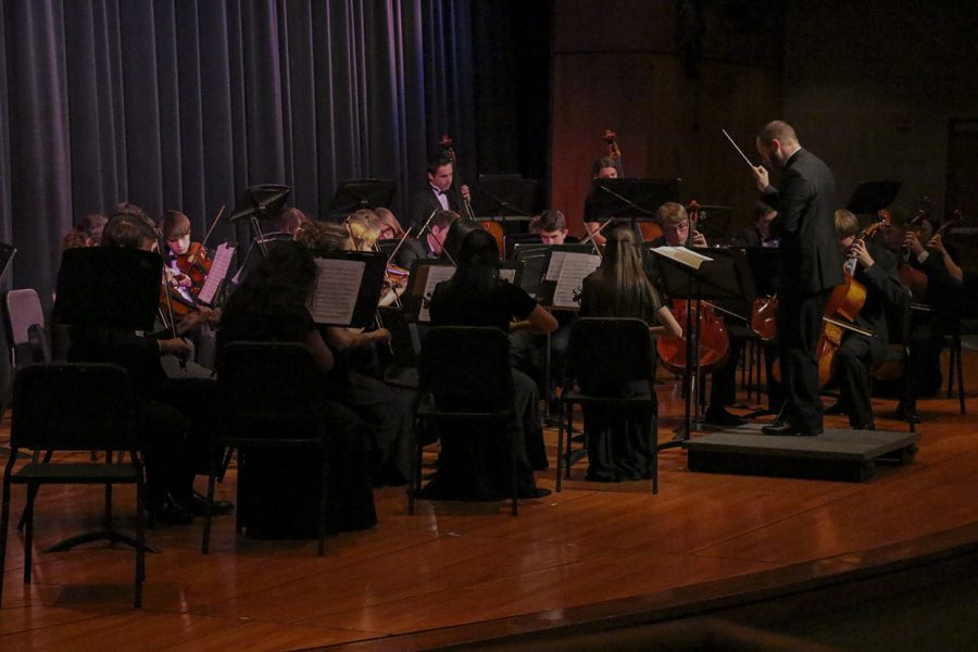 The+symphonic+orchestra+ends+the+night+with+a+piece+by+Bernstein+arranged+by+Moss%2C+%22West+Side+Story.%22