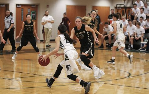 Gallery: Girls varsity basketball game on Feb. 10